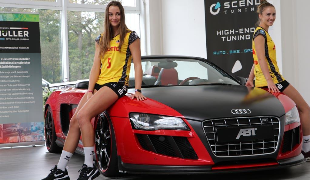 Scend Tuning - Sponsor VfB Suhl